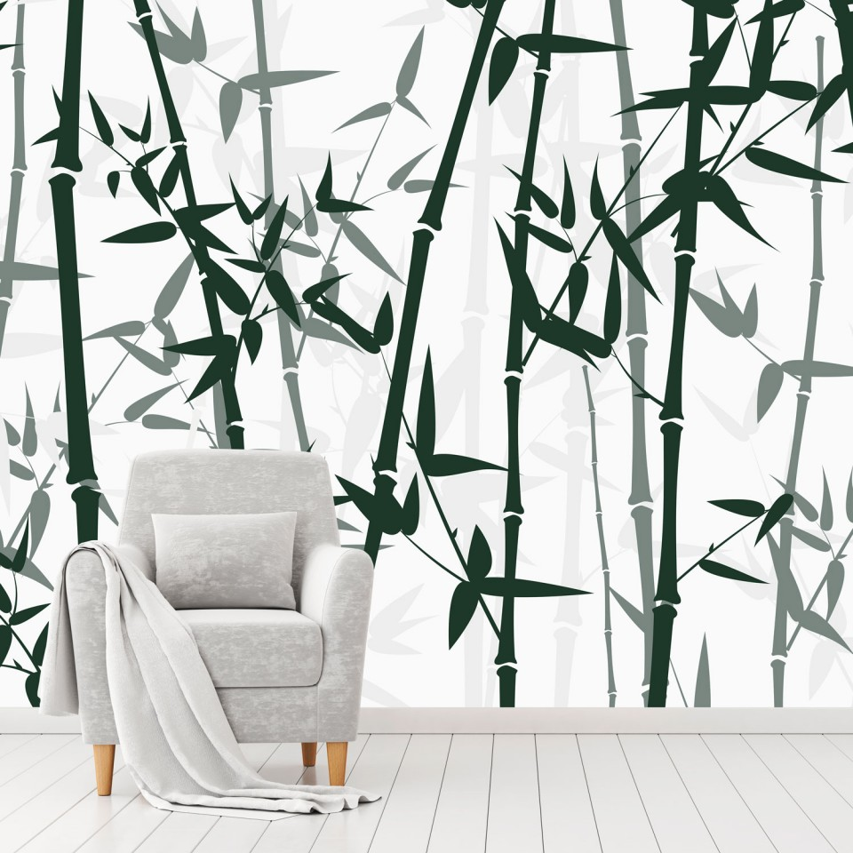 carta-da-parati-bambu